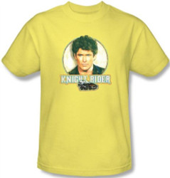 Image for Knight Rider Vintage T-Shirt