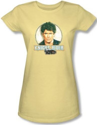Image for Knight Rider Vintage Girls Shirt