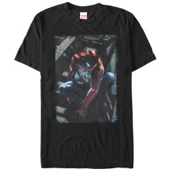 Image for Spider-Man Spider Staircase T-Shirt