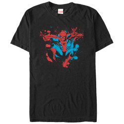 Image for Spider-Man Spider Splatter T-Shirt