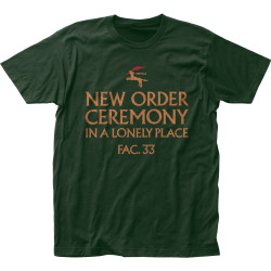 Image for New Order Ceremony T-Shirt