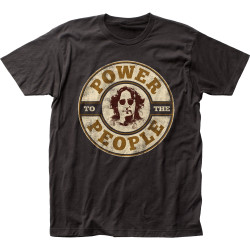 Image for John Lennon Power to the People T-Shirt