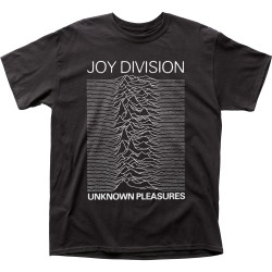Image for Joy Division Unknown Pleasures Classic T-Shirt