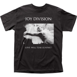 Image for Joy Division Love Will Tear Us Apart T-Shirt