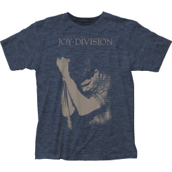 Image for Joy Division Ian Curtis Heather T-Shirt