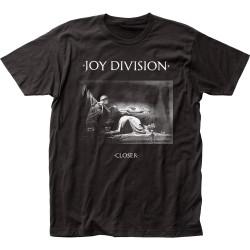 Image for Joy Division Closer Black T-Shirt