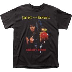 Image for Joan Jett Cherry Bomb T-Shirt