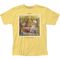 Image for Genesis Selling England T-Shirt