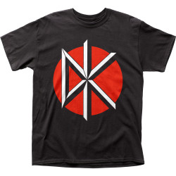 Image for The Dead Kennedys Logo w/Back Print T-Shirt