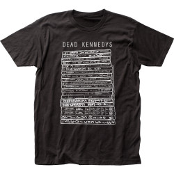 Image for The Dead Kennedys Tapes T-Shirt