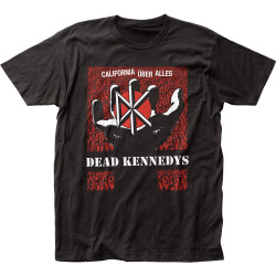 Image for The Dead Kennedys California Uber Alles T-Shirt