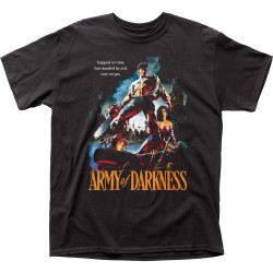 Image for Army of Darkness T-Shirt - Trapped in Time