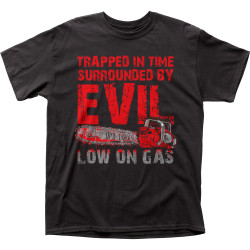 Image for Army of Darkness T-Shirt - Low on Gas
