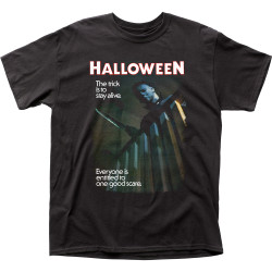 Image for Halloween T-Shirt - One Good Scare