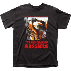 Image for Texas Chainsaw Massacre T-Shirt - What Happened is True