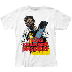 Image for Texas Chainsaw Massacre T-Shirt - Illustration