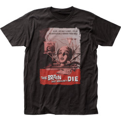 Image for The Brain That Wouldn't Die T-Shirt - Poster