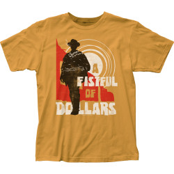 Image for A Fistful of Dollars T-Shirt - Sunset