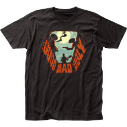 Image for The Good, the Bad, and the Ugly T-Shirt - Grave