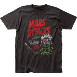 Mars Attacks T-Shirt - Space Adventure