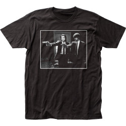 Image for Pulp Fiction T-Shirt - Jules and Vince
