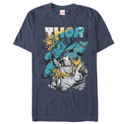 Image for Thor Scribble Premium T-Shirt