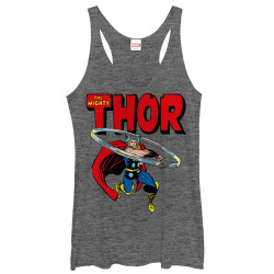 Image for Thor Womens Tank Top - Throw