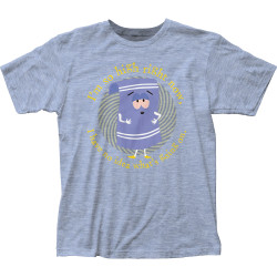 Image for South Park Towelie Heather T-Shirt