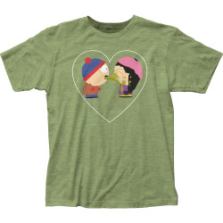 Image for South Park Love Sick Heather T-Shirt