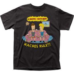 Image for Beavis and Butt-Head Nachos T-Shirt