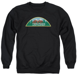 Image for Twin Peaks Crewneck - Sheriff Department