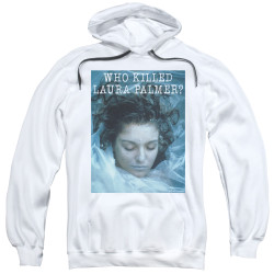Image for Twin Peaks Hoodie - Who Killed Laura Palmer