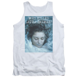 Image for Twin Peaks Tank Top - Who Killed Laura Palmer