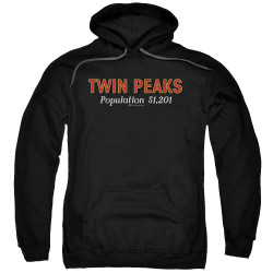Image for Twin Peaks Hoodie - Population 51,201