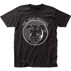 Image for The Dead Milkmen Logo T-Shirt