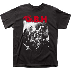 Image for G.B.H. Live Photo T-Shirt