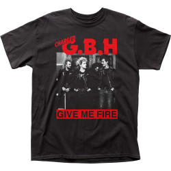 Image for G.B.H. Give Me Fire T-Shirt