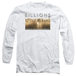Image for Billions Long Sleeve Shirt - Golden City