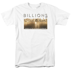Image for Billions T-Shirt - Golden City