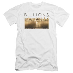 Image for Billions Premium Canvas Premium Shirt - Golden City