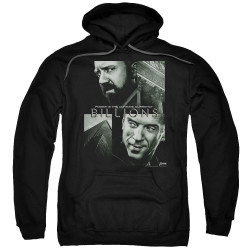 Image for Billions Hoodie - Currency Poster