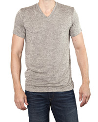 Image for Six8 Tall Sand V-Neck T-Shirt