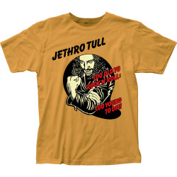 Image for Jethro Tull Too Young to Die T-Shirt