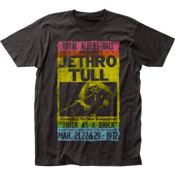 Image for Jethro Tull Royal Albert Hall T-Shirt