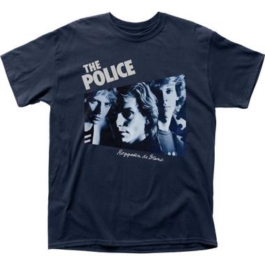 Image for The Police Reggatta de Blanc T-Shirt