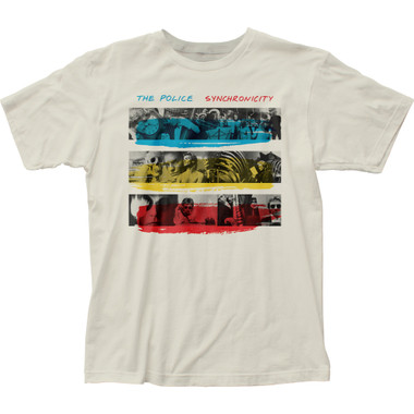 Image for The Police Synchronicity T-Shirt