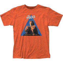 Image for The Police Zynyatta Mondatta Heather T-Shirt