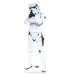 Image for Star Wars Lifesize Standup - Stormtrooper