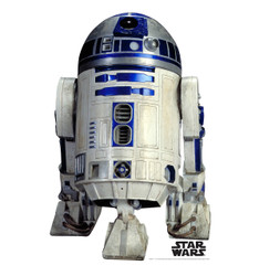 Image for Star Wars Lifesize Standup - R2-D2