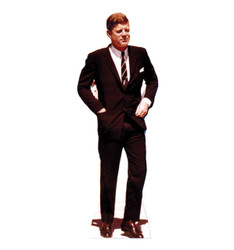 Image for President John F. Kennedy Lifesize Standup